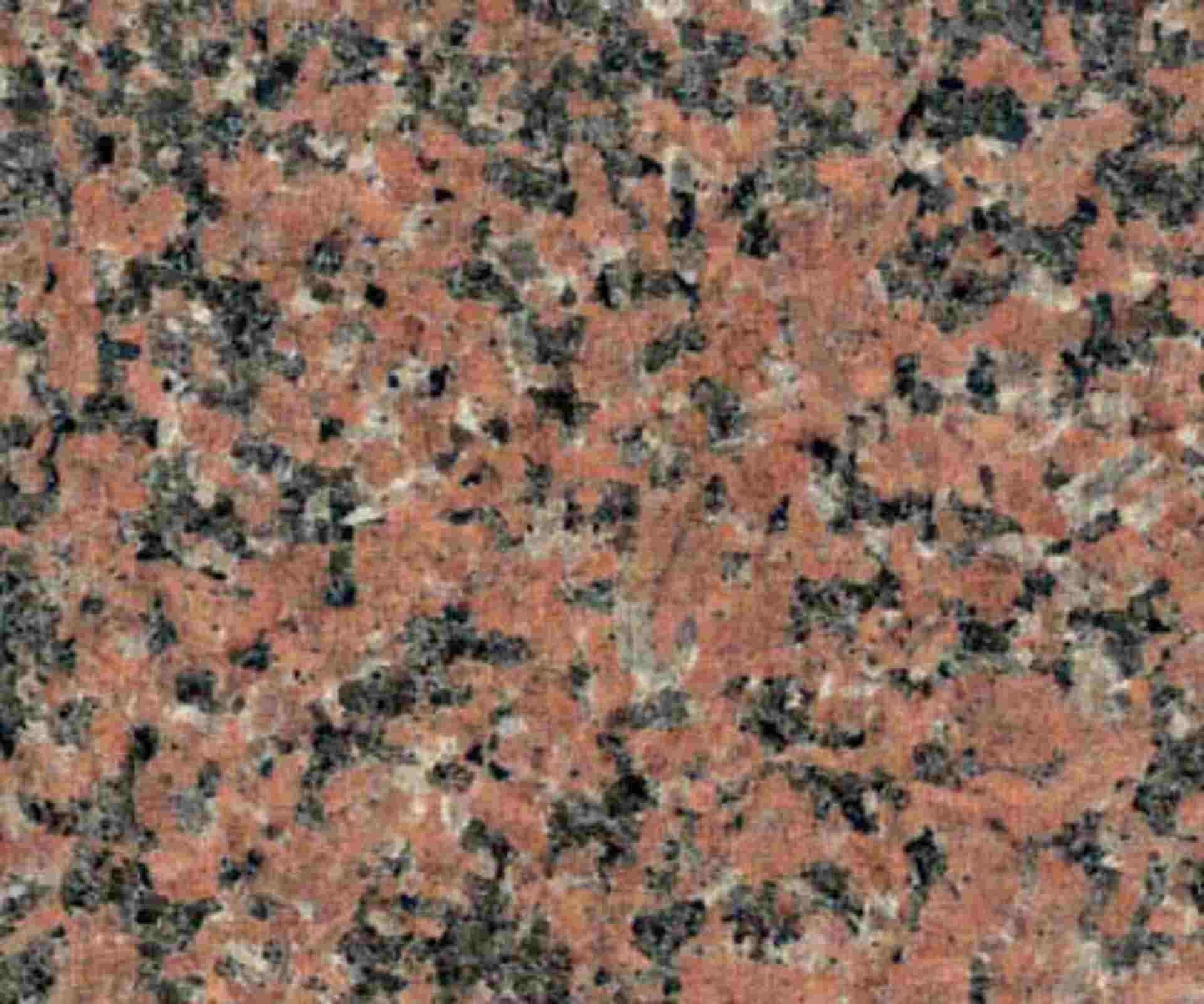 Granit ROSE TIFFANY ET NOIR FIN