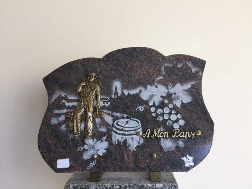 plaque a15